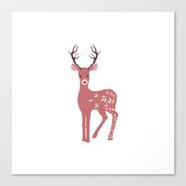 Deer! Canvas Print