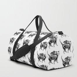 Devil Kitty Duffle Bag