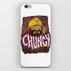 CHUNGY iPhone & iPod Skin