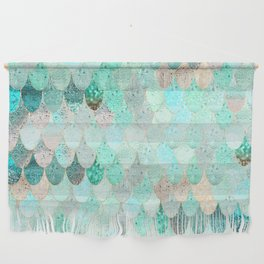 SUMMER MERMAID Wall Hanging