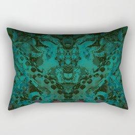 green BoB Rectangular Pillow