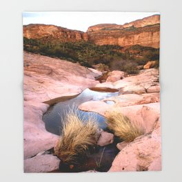 Mountain Creek Throw Blanket