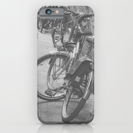 amsterdam bicycles... iPhone & iPod Case