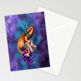 Shibari Mermaid Stationery Cards