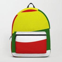 Bolivia flag Backpack