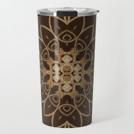 Sequential Baseline Pattern 9 Travel Mug