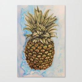 Pineapple! Canvas Print