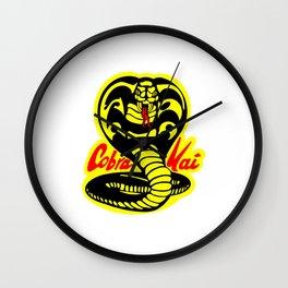 COBRA KAI Wall Clock