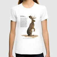 jackalope T-shirts featuring Jackalope by Jordamn