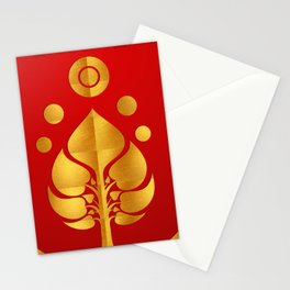 Bodhi Tree0301_GoldenDAY Stationery Cards