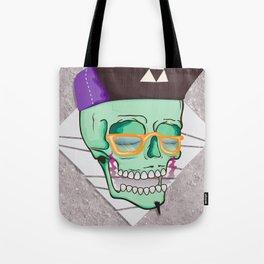 Hell Yeah Skull 3 Tote Bag