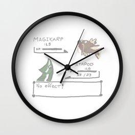 epicBATTLE Wall Clock