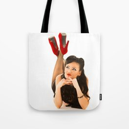 Pinup Collection Tote Bag