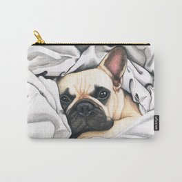 French Bulldog - F.I.P. - Miuda Frenchie Carry-All Pouch