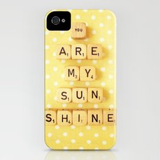 You Are My Sunshine iPhone (4, 4s) Slim Case