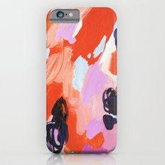 Pie For Breakfast iPhone 6 Slim Case