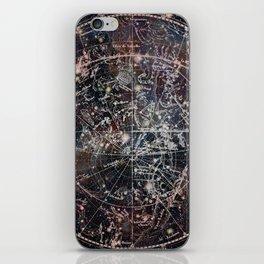 Celestial Charts II iPhone Skin