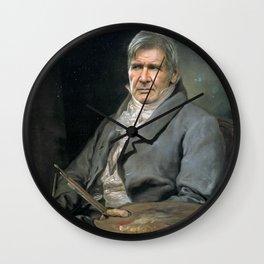 Goya Solo Wall Clock
