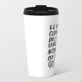 HOPE ANCHOR Travel Mug