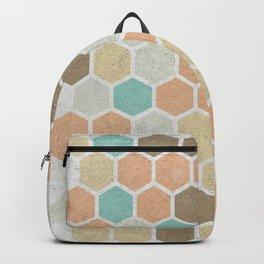 Geometric Maze Backpack
