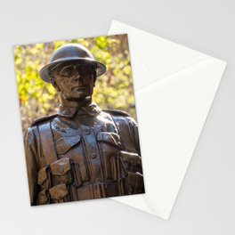 """Lest We Forget"" Sydney Cenotaph Stationery Cards"