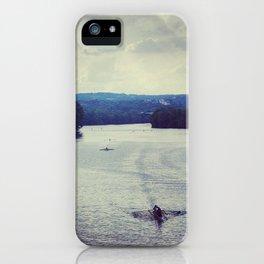 Row iPhone Case