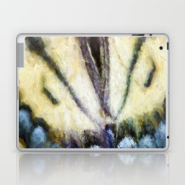Butterfly Wings Abstract Laptop & iPad Skin