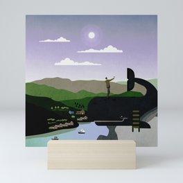 Norway 4 Mini Art Print