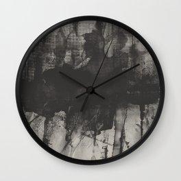CHRISTMAS SHOPPING VINTAGE Wall Clock