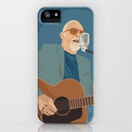 Graham Parker iPhone Case