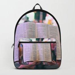 Street Preaching Backpack