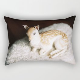 baby deer Rectangular Pillow