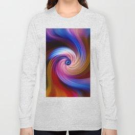 Neon Escape Long Sleeve T-shirt