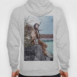 Native Girl Hoody