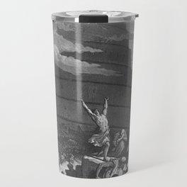 Gustave Dore - Bible Tour de Babel Travel Mug