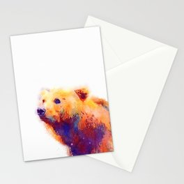 The Protective - Bear Stationery Cards