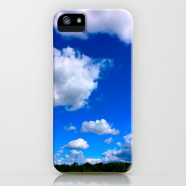 Clarity of Thought iPhone Case