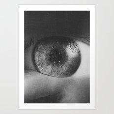 Cosmovision Art Print