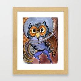 Coruja Shonja Framed Art Print