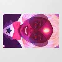 steven universe Area & Throw Rugs featuring Sardonyx-Steven Universe by ChiderahN