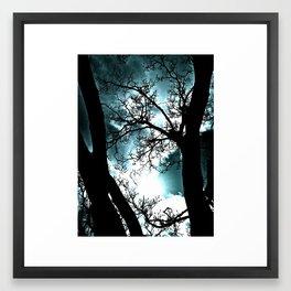 Day Watch Framed Art Print