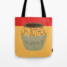 Oh, Bother Tote Bag