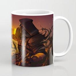 Mój jest ten kawałek podlogi. Coffee Mug