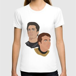 The Two Captains T-shirt