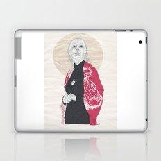 Jane Goodall Laptop & iPad Skin