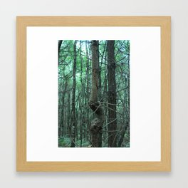 Strenght in numbers Framed Art Print