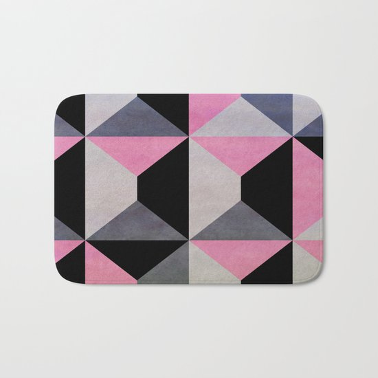 colour + pattern 9 Bath Mat