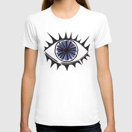 Blue Eye Warding Off Evil T-shirt