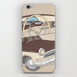 GAZ 21 (Volga) iPhone Skin