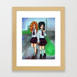 t.A.T.u. Framed Art Print
